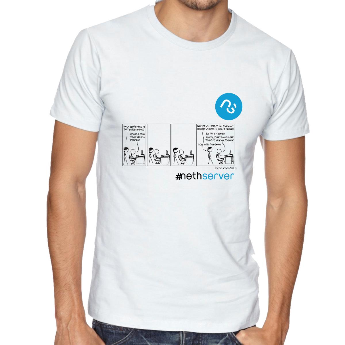 Xkcd shirt design - Nethserver Tshirt Xkcd_910 Png1200x1200 862 Kb