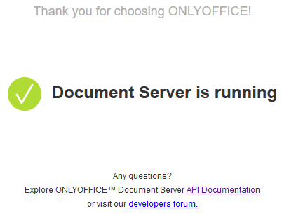 Howto install Onlyoffice document server as Nextcloud app