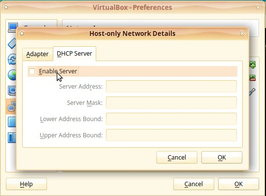 How-To: Create a NethServer instance in VirtualBox machine - Howto