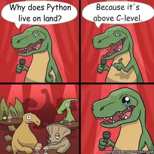 python-above-c-level