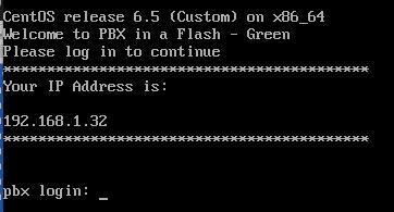 Set LAN IP after install - Support - NethServer Community