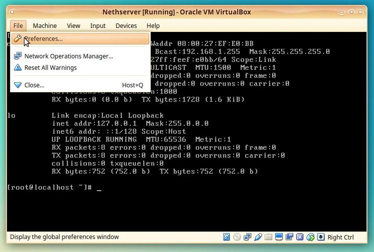 ssh keygen remove host key virtualbox
