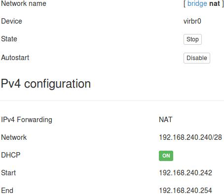 NAT not working for KVM - Support - NethServer Community