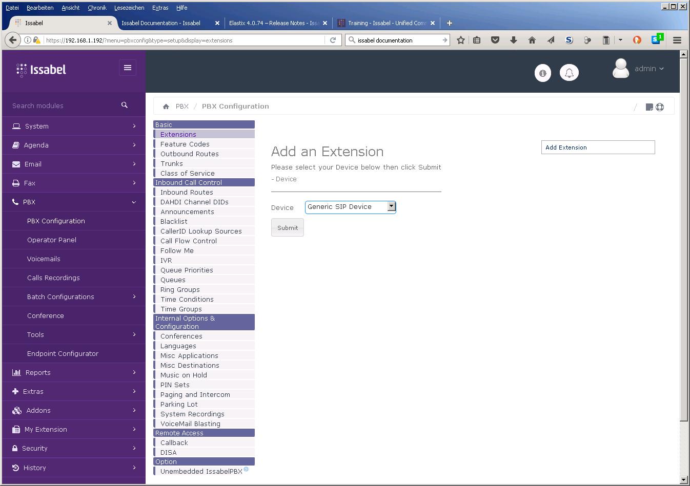 Elastix moved on 3CX - Chat - NethServer Community