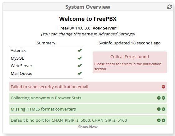 Nethserver as a PBX - Support - NethServer Community