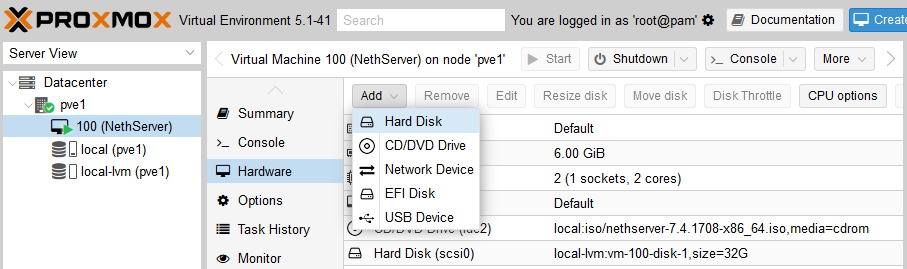 Solved] How can add a new Hard Disk and move the /var partition