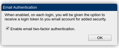 meshcentral - email authentication