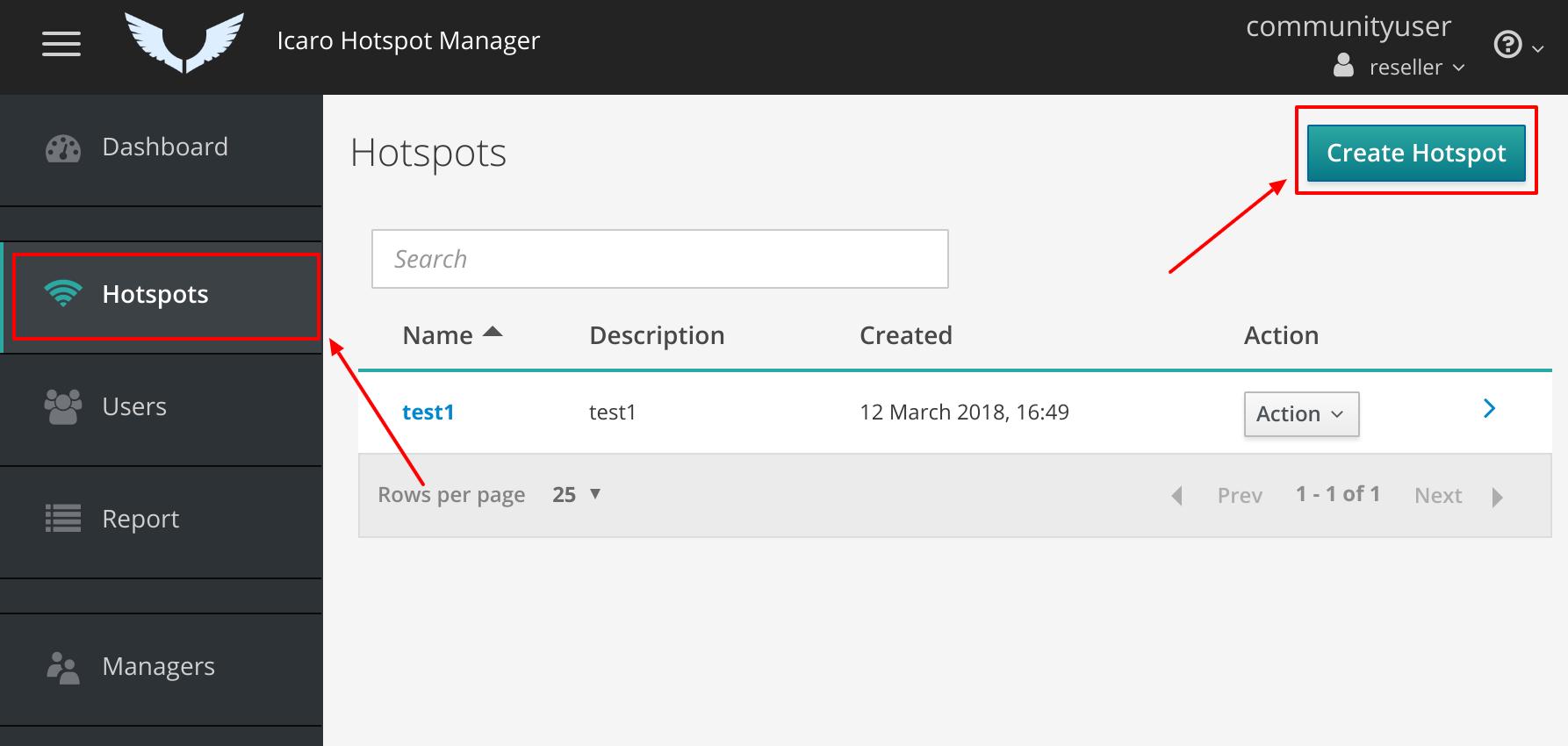 Welcome Icaro Hotspot! - Announcements - NethServer Community
