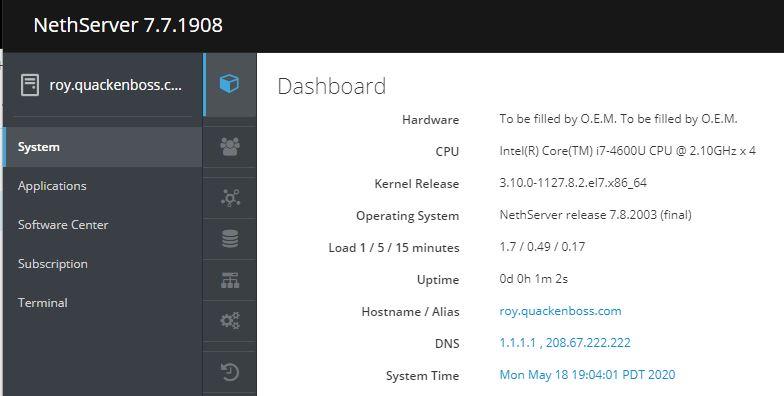 upgrade screenshot