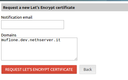 Example Org   Server certificate