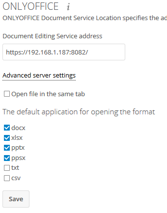 Collaborative Document Editing? - Feature - NethServer Community