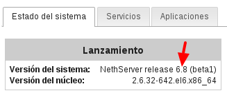 CentOS 6 8 is out, updates are available - Testing
