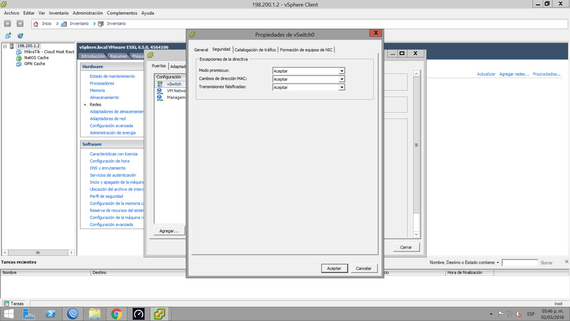 NethServer 7 4 Transparent SSL Mode Problems - Support