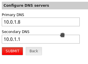 how to fix my primary dns server