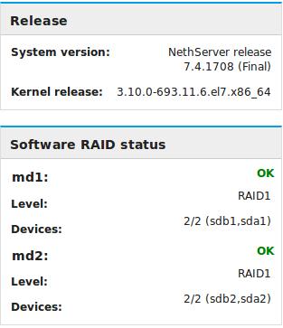 default install