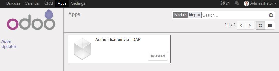 Howto install Odoo 10 - Howto - NethServer Community