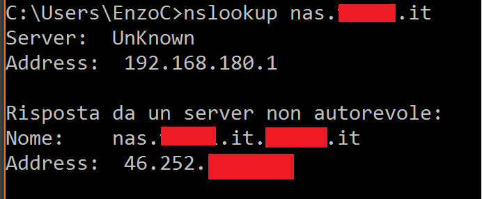 DHCP and dns suffix     wrong name resolution - Support - NethServer