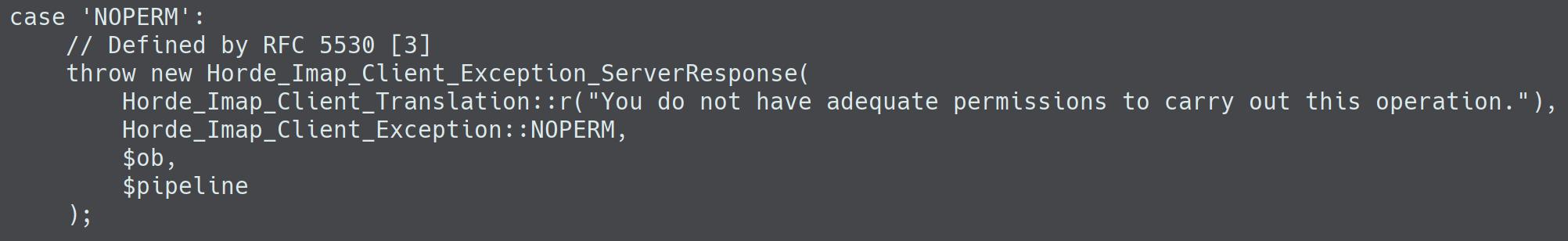 Nextcloud mail app config error - Support - NethServer Community